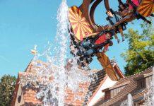 Erlebnispark Tripsdrill Gerstlauer Sky Fly