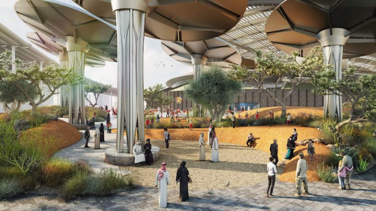 expo terra dubai 2020 sustainability
