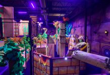Creative Works unveils Indiana Jones-Inspired Laser Tag at The Summit