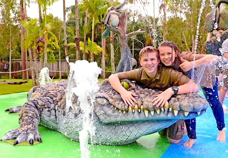 Australia zoo's new zoo plans include accommodation