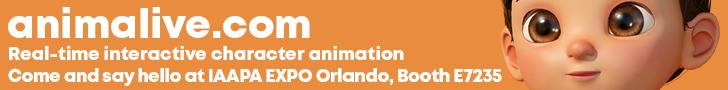 Animalive OCT IAAPA Orlando