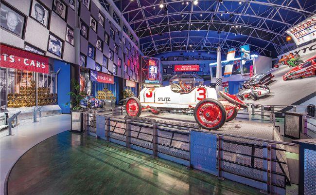 Lexington Companies of Nassal Motorsports Hall of Fame
