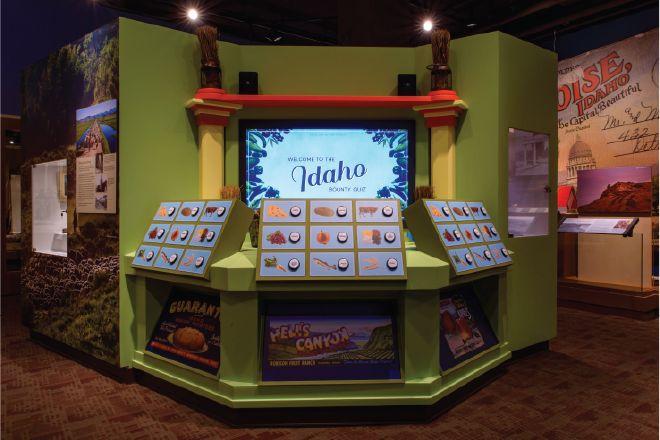 Lexington Companies of Nassal Idaho State Museum