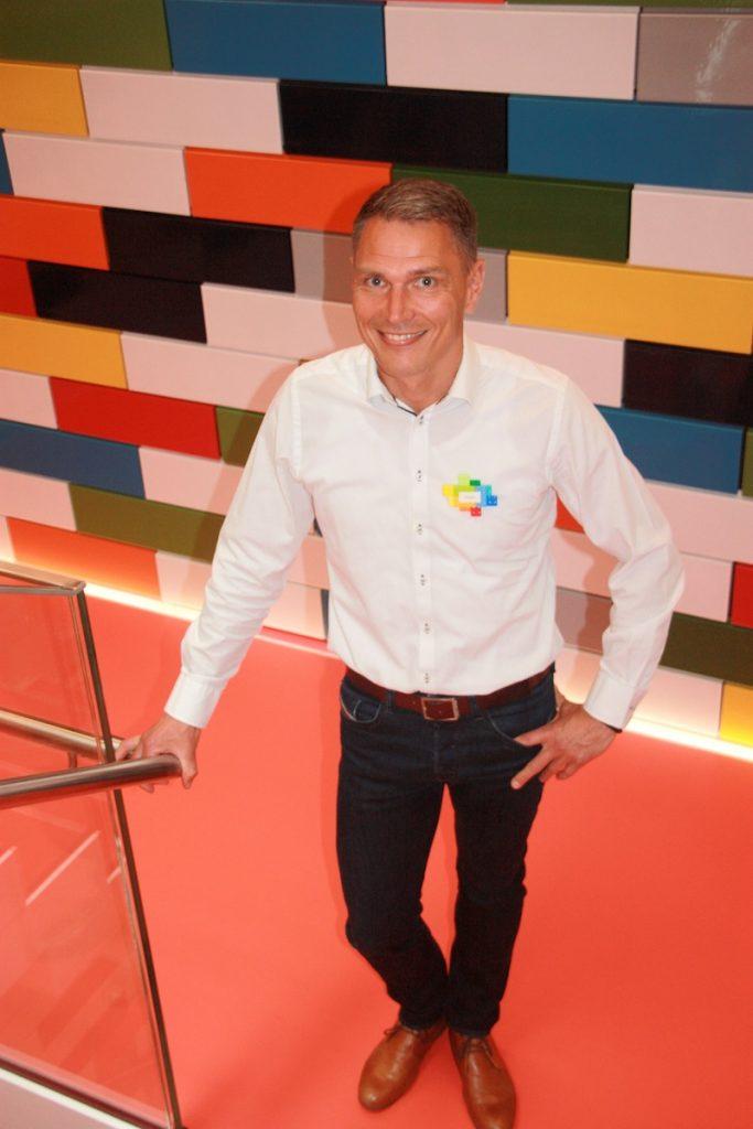 Jesper Vilstrup, Lego House CEO