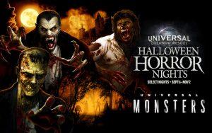 Universal Monsters Halloween Horror Nights Orlando