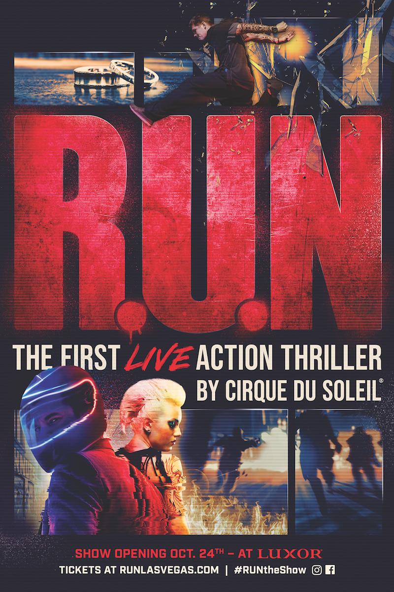 run cirque du soleil