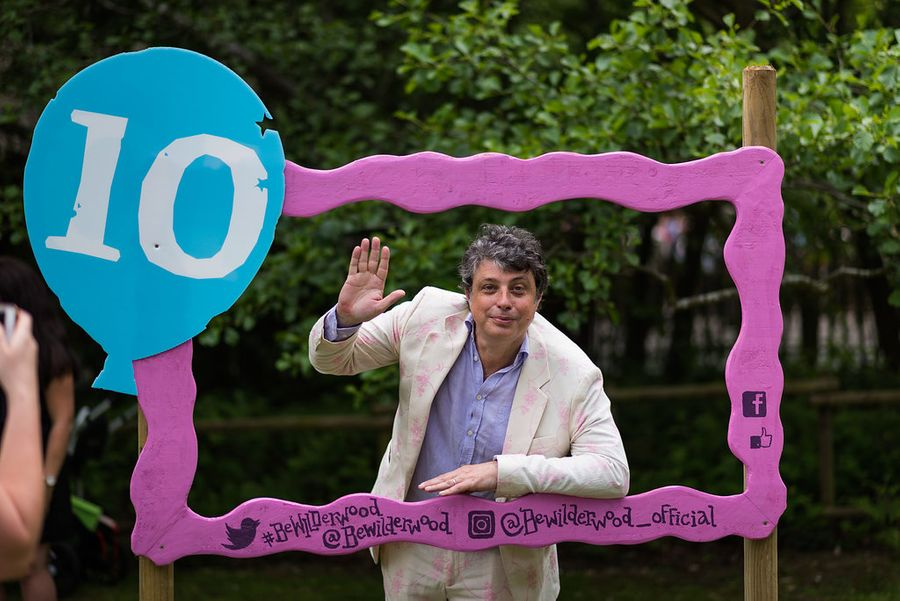 BeWILDerwood 10th Anniversary with Tom Blofeld