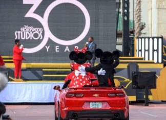 disney hollywood studio 30th anniversary