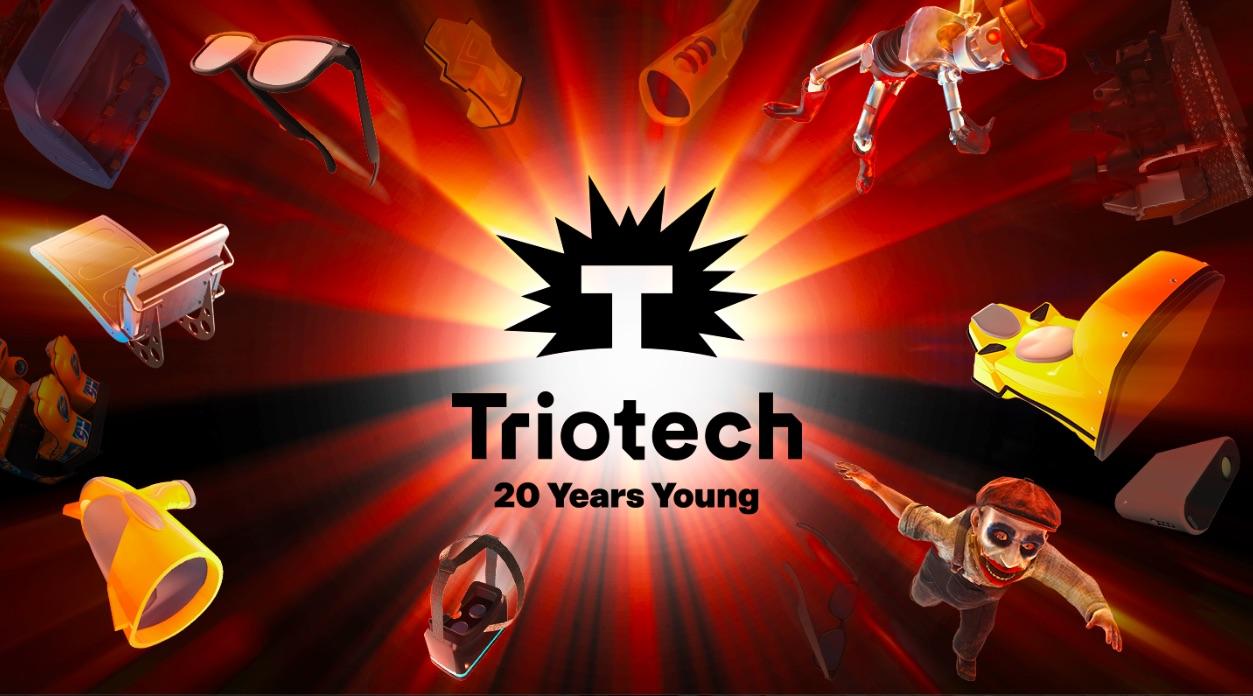 Triotech 20 year anniversary