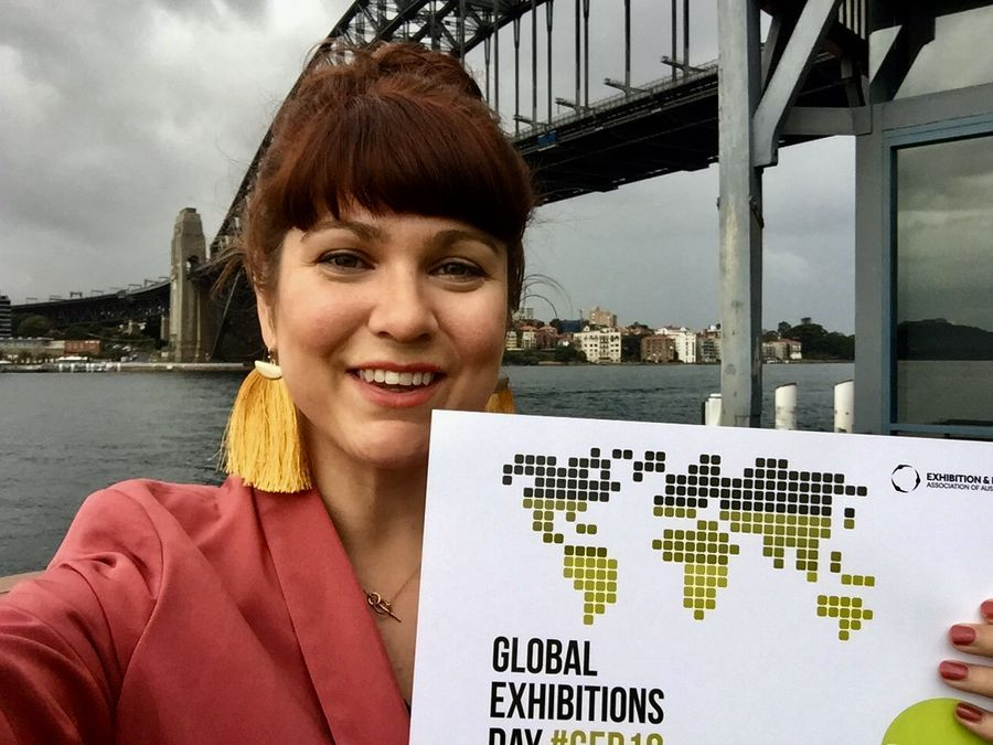 Explori Sophie Holt in Sydney