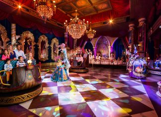 efteling Symbolica european theme park attendance 2018