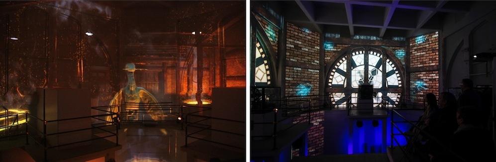 Royal Liver Building 360 RLB360 show scenes
