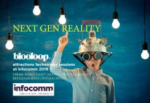 Blooloop attractions technology sessions at infocomm - next gen realities - VR