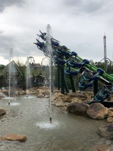 vekoma dragon flier dollywood