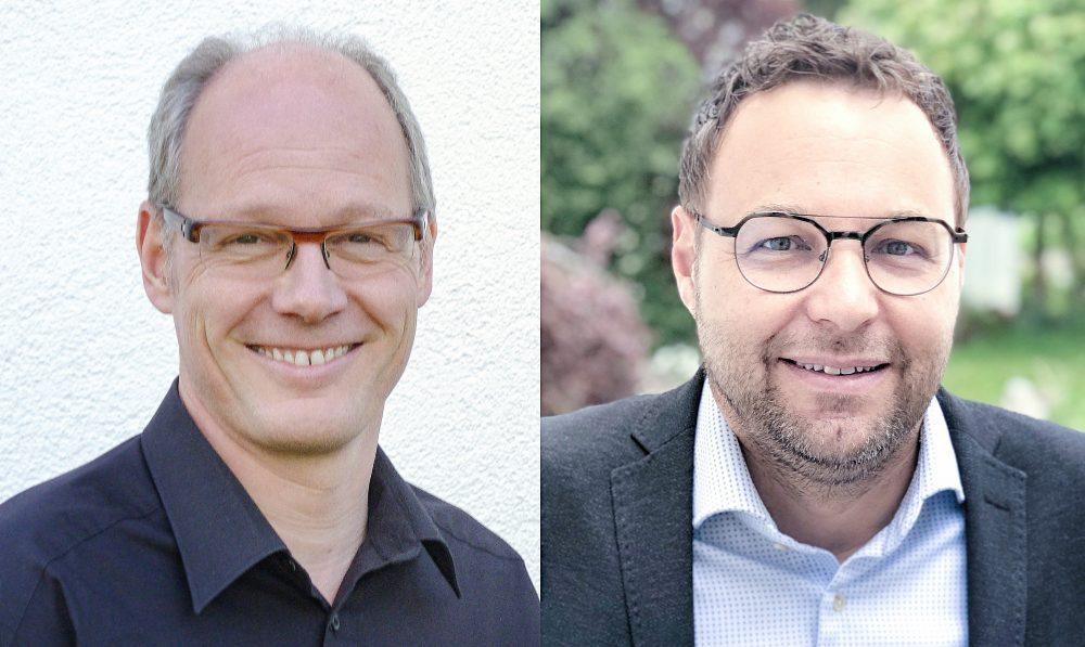 Hendrik Wiegand and Thomas Schmitt