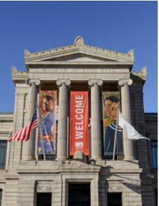 MFA Boston museum attendance diverse