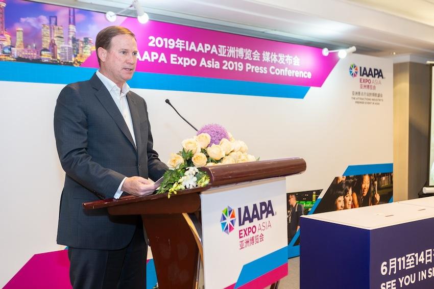 IAAPA-Expo-Asia-Press-Conference-Joe-Schott