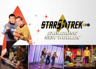 EDG Exhibits Development Group star trek