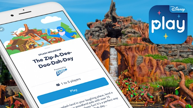 Gamified theme park apps