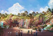 Tokyo DisneySea shares Fantasy Springs expansion plans