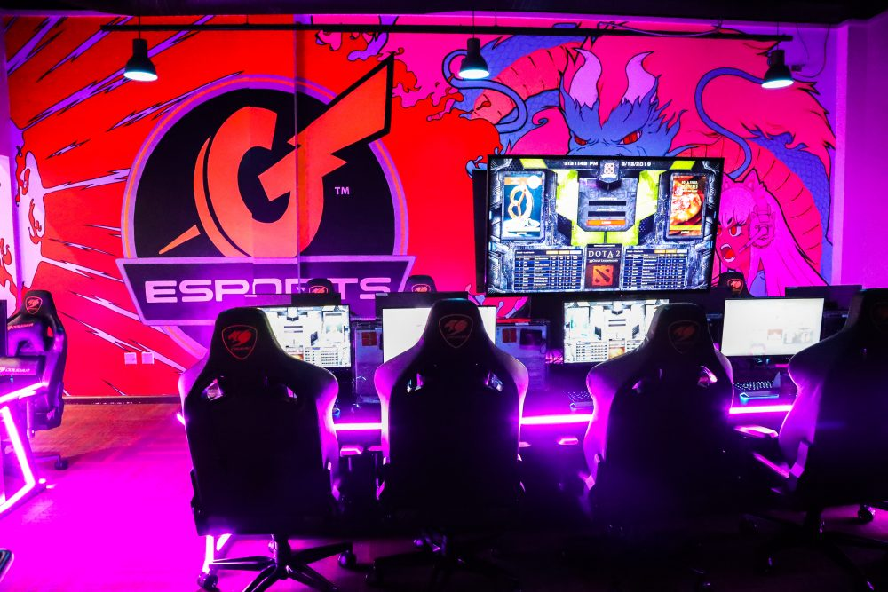 creative works gameworks esports