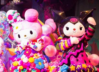 hello kitty puroland