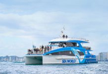 Village Roadshow's Sea World debuting new advanced whale watching vessel