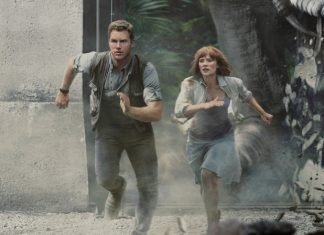 "Stars of the JURASSIC WORLD films Chris Pratt, Bryce Dallas Howard and BD Wong reprise their roles as Owen Grady, Claire Dearing and Dr. Henry Wu, bringing their characters from the silver screen to Universal Studios Hollywood's much anticipated mega attraction, ""Jurassic World—The Ride,"" opening this summer."
