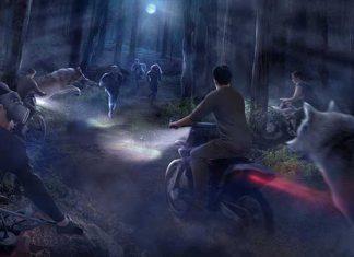 Lionsgate Entertainment World - The Twilight Saga – Midnight Ride
