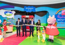 rainbow productions peppa pig world shanghai