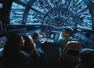 Star Wars: Galaxy's Edge Millennium Falcon