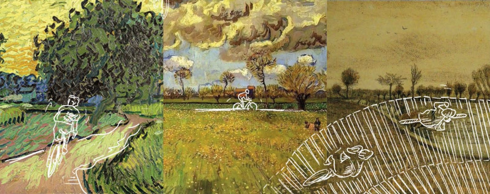 kinetic creative van gogh experience