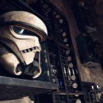 Stormtrooper helmet at Savi's Workshop