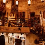 Balcony at Dok Ondar's Den of Antiquities