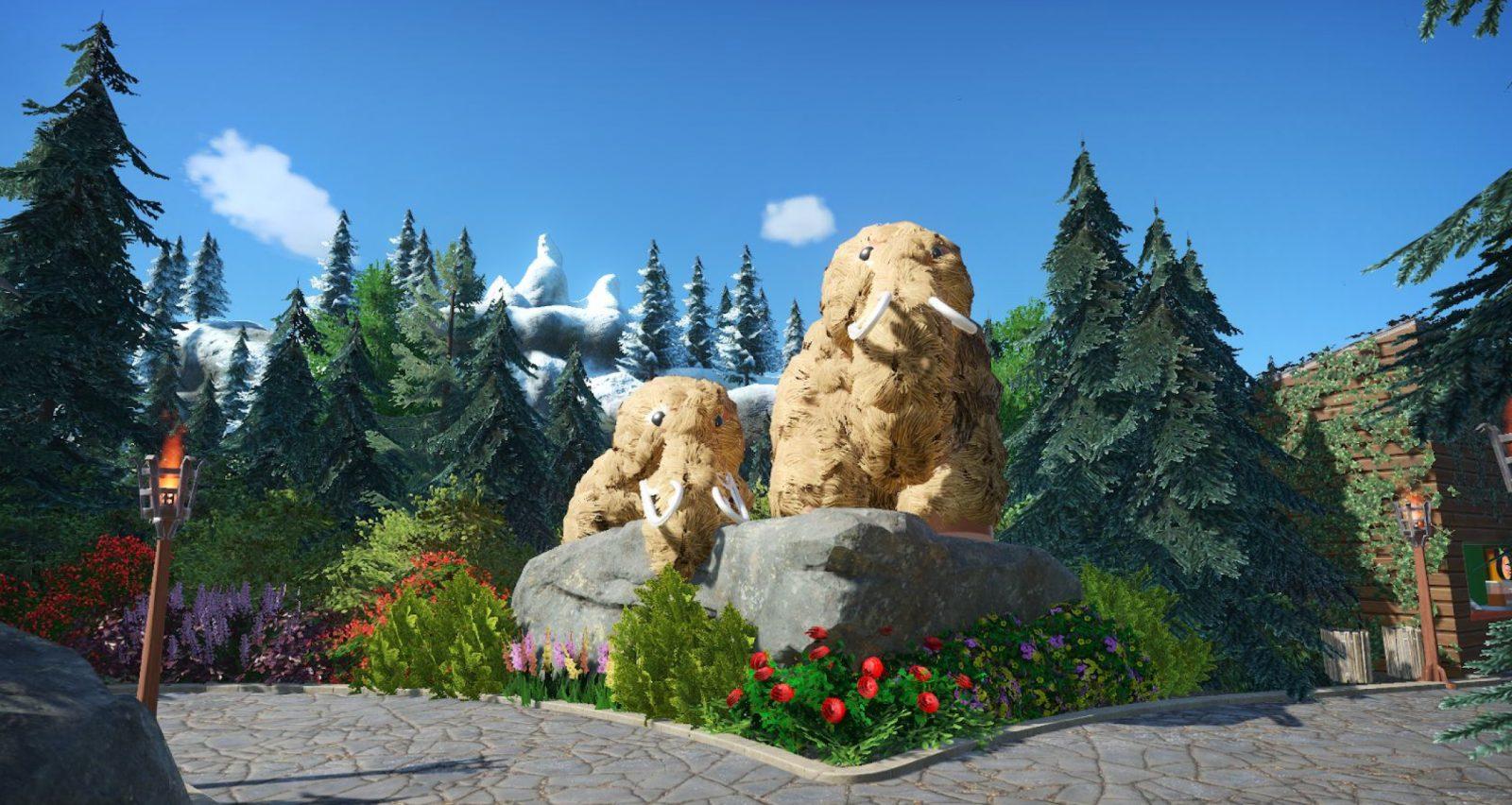 theme park design competition winner