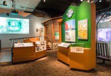 Lexington Idaho State Museum award win