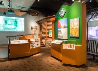Lexington Idaho State Museum award win