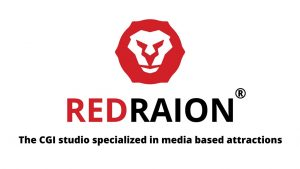 Red Raion Logo Rebrand