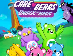 Falcon's Creative Group Care Bears retailtainment