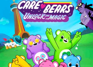 Falcon's Creative Group Care Bears retailtainment