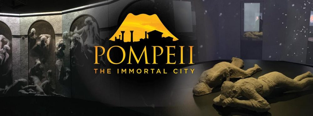 EDG Exhibits Development Group Pompeii