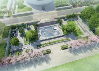 smithsonian sculpture garden concept