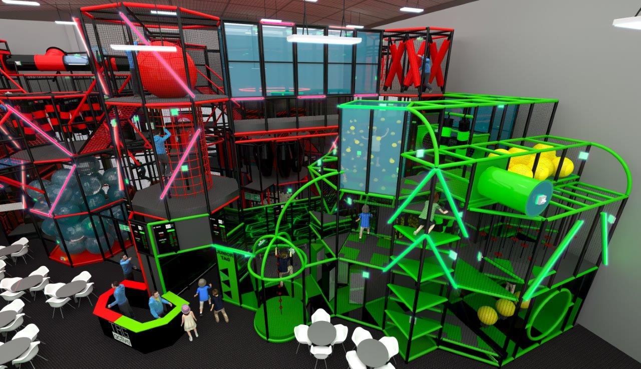 iPlayCO Play Mart TAG Active