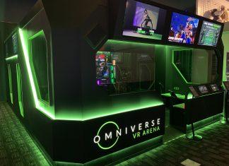 VR Arena Virtuix