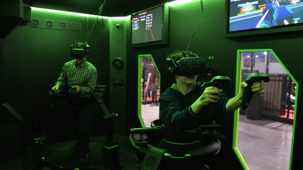 Virtuix VR Arena