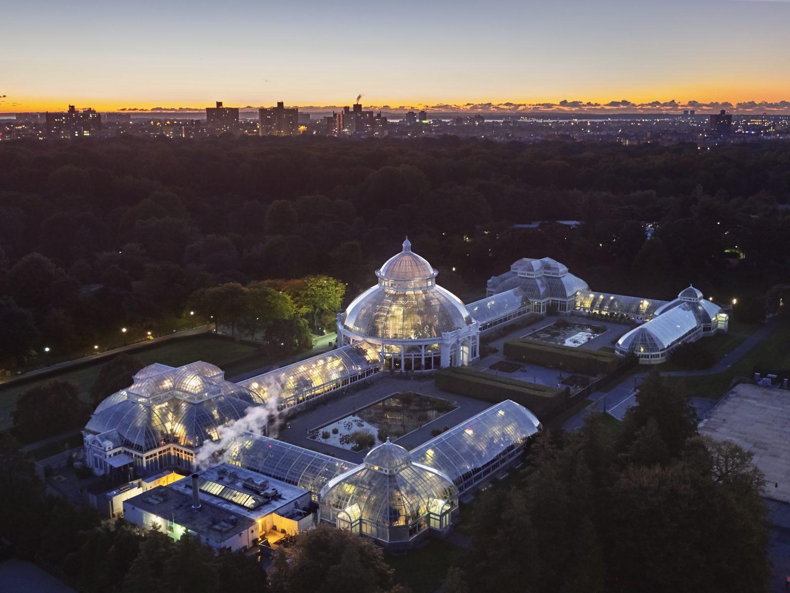 accesso new york botanical gardens
