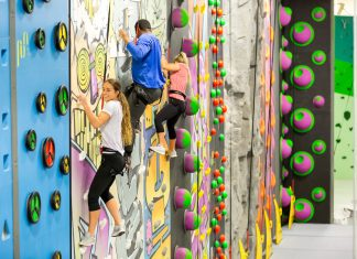Walltopia fun walls