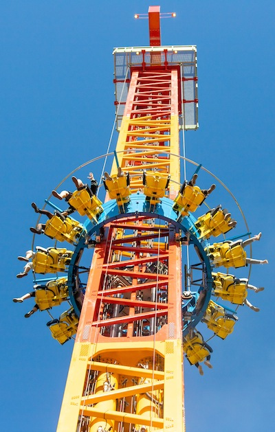 Zamperla-Z-Max-tower-ride-at-Särkäniemmi