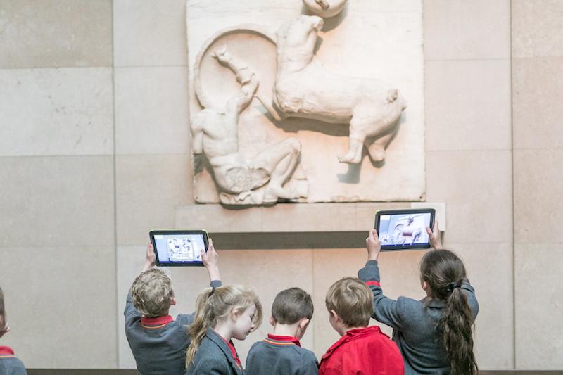 british museum samsung