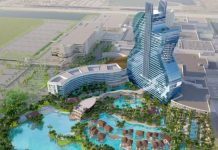 Cloward H2O is the aquatic designer for Hard Rock Hollywood expansion